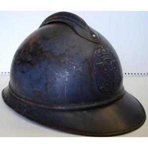 Romania Rumanian WW1 Adrian helmet with decal
