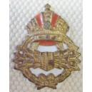 WW1 Austrian kappeabzeichen Funker