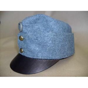 Austrian WW1 Hechtgrau cap for mans