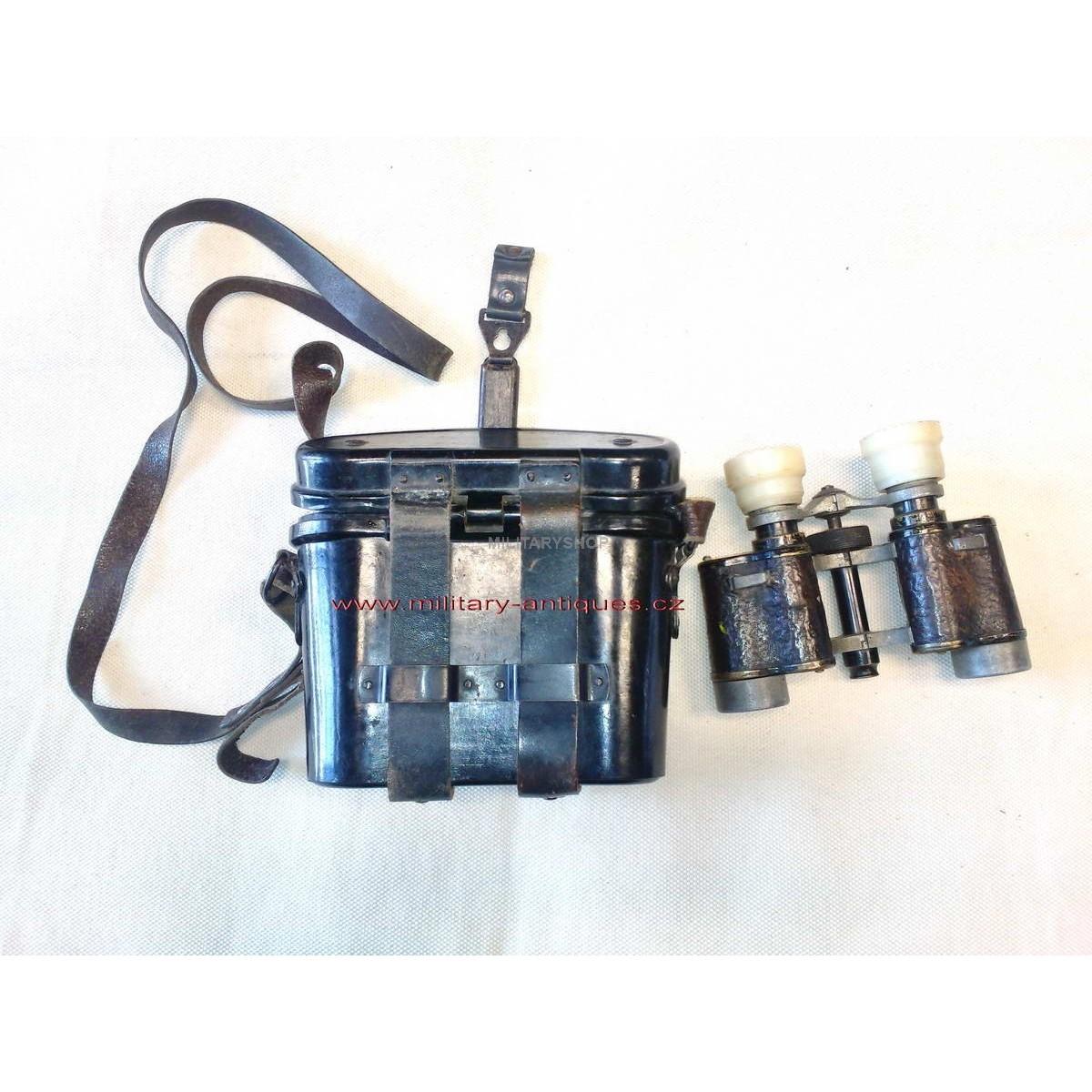 Ww2 Field Binoculars German Ww2 Field