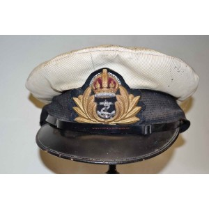 UK WW2 Royal Navy cap