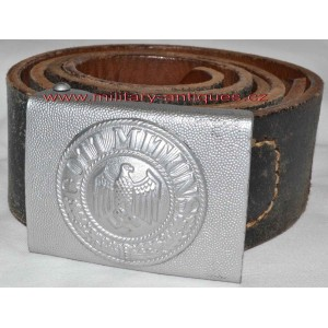 German WW2 WH belt with buckle