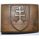 German WW2 Slovakia State Army belt buckle