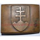 German WW2 Slovakia State Army belt buckle