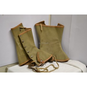 German WW2 staples on shoes
