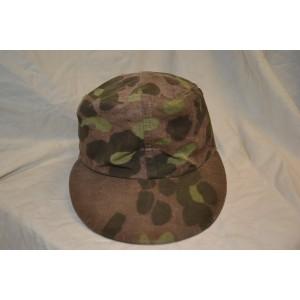 Waffen SS field Camouflaged cap