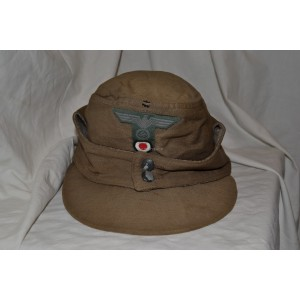 German Wlt. EM/NCO's Mountain cap