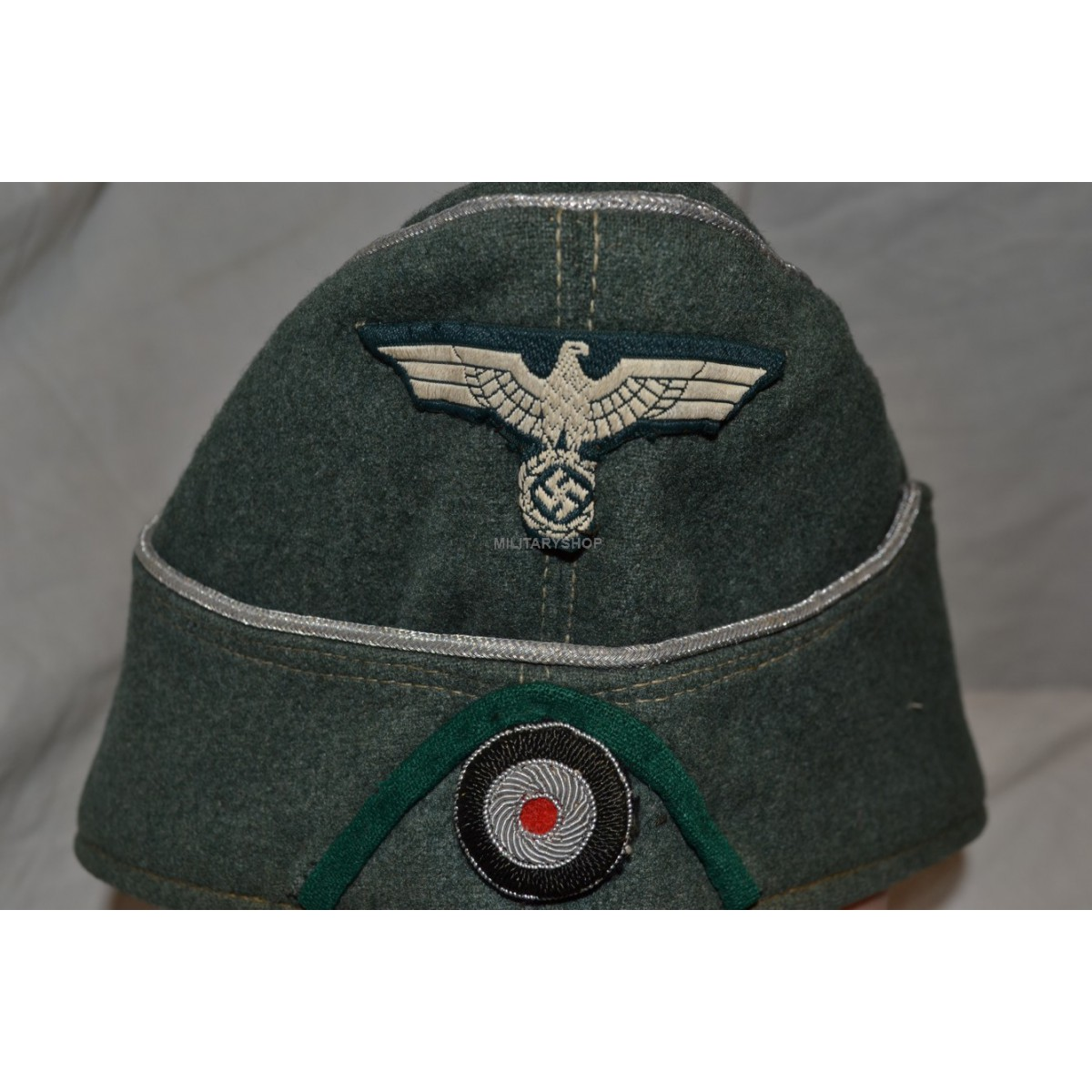 German jöger m38 overseas field cap