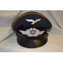 Visor cap for EM/NCO's of Aviation personal