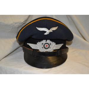 Visor cap for EM/NCO's of Aviation personal