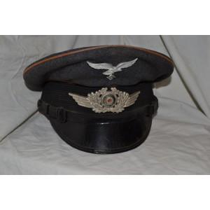 Visor cap for EM/NCO's of Air Signals Troops
