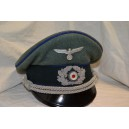 Visor cap for Officers of the medical troops
