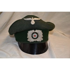 German Customs Visor cap