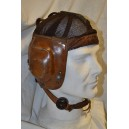 German WW2 Summer Flight Helmet LKnO 101