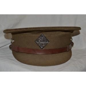 Czechoslovak military cap for sergeant
