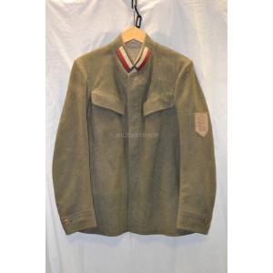 Italian WW1 tunic for 39.I.R Czechoslovak volunteers