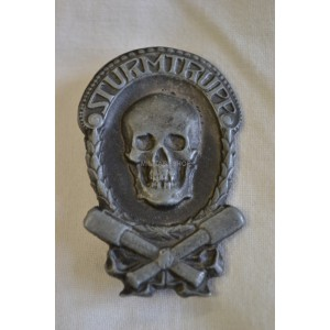 Austrian WW1 Sturmtrupp badges
