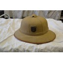 German WW2 Afrika Korps tropical helmet