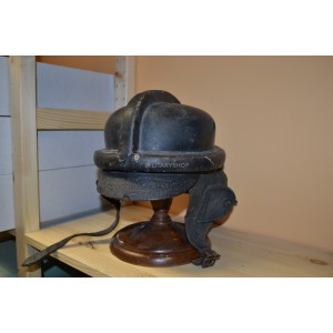 German WW2 NSKK. Leather Helmet