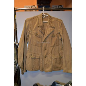 German WW2 Tropical tunic for Waffen SS