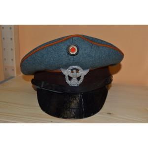 Gendarmerie NCO visor cap