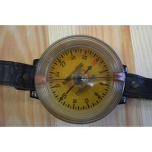 German Air Force Flight AK39 Wrist Compass