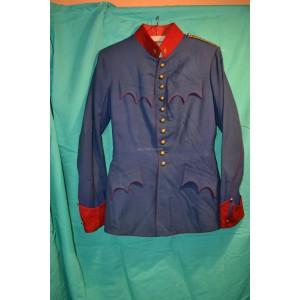 Austrian tunic for Lieutenant Linien Ulanen