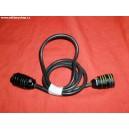 Extension cord for net flight helmet