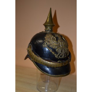 German Officer spike helmet