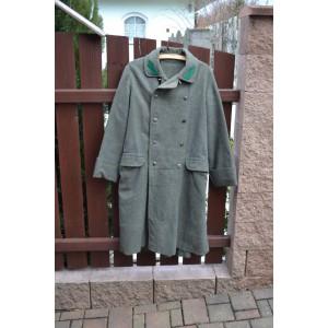 Austrian field coat