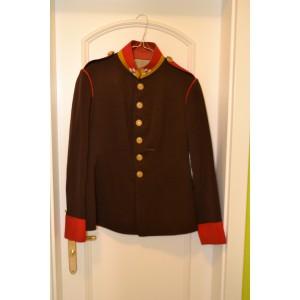 Austrian Tunic for Feuerwerker Artilerie