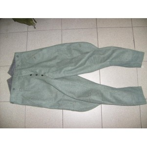 German WW2 trousers for Cavalry