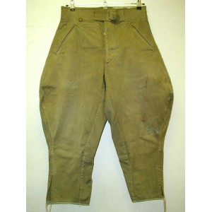 German WW2 WH tropical trousers
